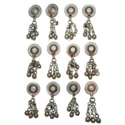 Turkoman Buttons, Tribal Buttons, Kuchi Buttons