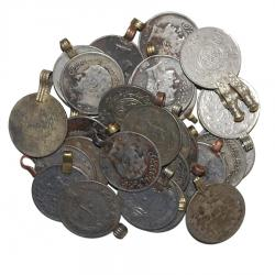 Tribal Coins, Kuchi Coins, Belly Dance Coins, Tribal Belly Dance Coins
