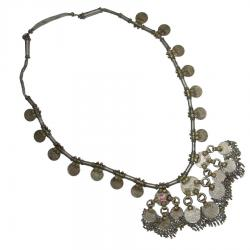 Vintage BanjaraTribal Belly Dance Necklace