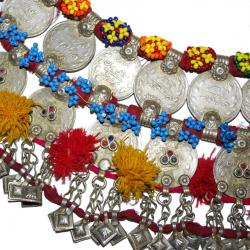 Tribal Belly Dance Coin Belt