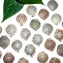 Tribal Amulets, Turkoman Amulets, Tribal Stamps
