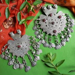 Kashmiri Tribal Pendants for Belly Dance Costume DIY