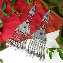 Tribal Turkoman Turkmen Tenechir Pendants Belly Dance DIY Jewelry