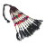 Turkoman Central Asian Vintage Tribal Tassel
