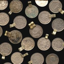 Tribal Coins, Belly Dance Coins, Kuchi Coins